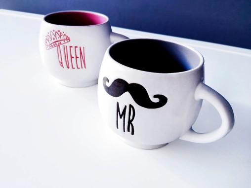 mr y queen tazas